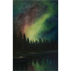 //Done -Bob Ross Style Oil Painting Class with Kathryn Wallack, April 15th, 2018