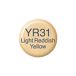 Copic Ink and Refill YR31 Light Reddish Yellow *ND*