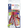 Coloured Pencils 24 Pack Staedtler
