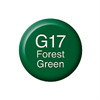 Copic Ink and Refill G17 Forest Green *ND*