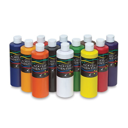 Chroma Chromacryl Acrylic Essentials