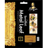"Mona Lisa Composition Gold Leaf 25 Sheets 5 1/2"" square (0018204)"