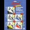 Saral Transfer Paper 5 Color Sampler