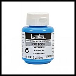 Liquitex Soft Body Acrylic 2oz Jar