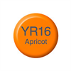 Copic Ink and Refill YR16 Apricot *ND*