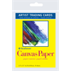 Strathmore Trading Cards 300 Canvas Paper
