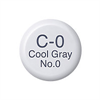 Copic Ink and Refill C0 Cool Grey 0 *ND*