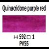 Van Gogh Watercolour 10ml Tube Quina. Purple Red