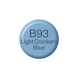 Copic Ink and Refill B93 Light Crockery Blue *ND*