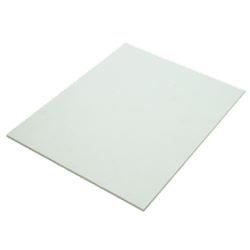 "Sintra White 1/4"" (6mm) 24""x24"" sheet **ND**"
