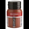 Amsterdam Standard Acrylic 500ML BURNT SIENNA **ND**