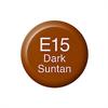 Copic Ink and Refill E15 Dark Suntan*ND*