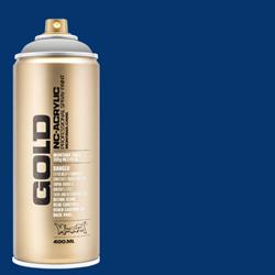 Montana GOLD Spray Shock Blue Dark - 400ml **ND**