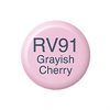 Copic Ink and Refill RV91 Greyish Cherry *ND*