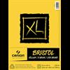 Canson XL Bristol Vellum Pad 9x12 100lb
