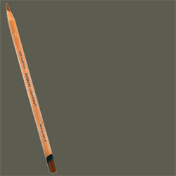Derwent Lightfast Pencil OLIVE EARTH