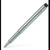 Faber Castell Pitt Pen Silver 251