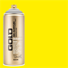 Montana GOLD Spray 100 Percent Yellow - 400ml **ND**