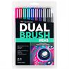 Tombow Dual Brush Pen Set of 10 Galaxy **ND**