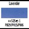 Van Gogh Watercolour Half-Pan Lavender