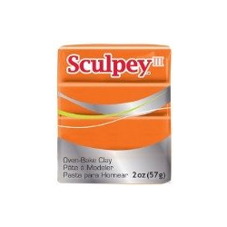 Sculpey III 2oz Sweet Potato