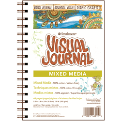 Visual Journal - Mixed Media