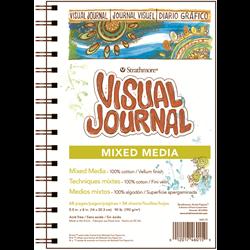 Visual Journal - Mixed Media