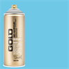 Montana GOLD Spray Baby Blue - 400ml **ND**