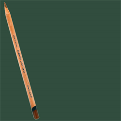 Derwent Lightfast Pencil RACING GREEN