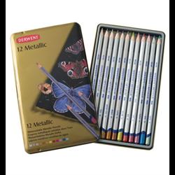Derwent Metallic Pencil Sets