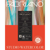 "Fabriano Studio Watercolour Pad 140lb Hot Press 11""x14"" 50 Shts $80 Value ND"