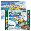 Royal & Langnickel Paint By Numbers Nostalgic Plane