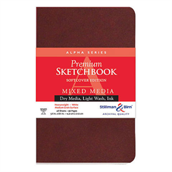 Stillman & Birn Sketchbook - Alpha Softcover 5.5x8.5
