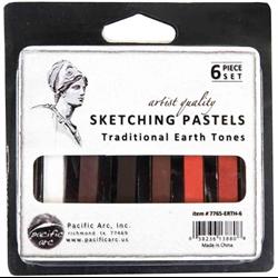 Pacific Arc Pastels