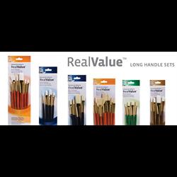 Princeton RealValue Long Handle Sets