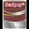 Sculpey III 2oz Chocolate