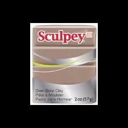 Sculpey III 2oz Hazelnut