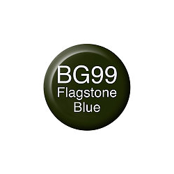 Copic Ink and Refill BG99 Flagstone Blue*ND*