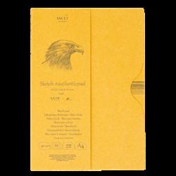 SM.LT authenticpad Folder Sketch Kraft A4 90gsm 60shts **ND**
