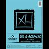 "Canson XL Acrylic Tape Bound 9""x12"""