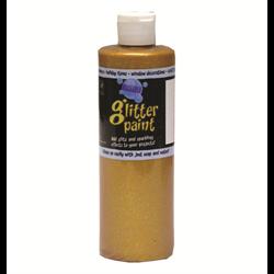 *Chroma Washable Glitter Paints