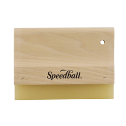 "Speedball Squeegee 6"" Graphic Urethane"