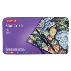 Derwent Studio Pencil Set 36
