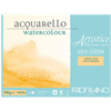 "Artistico Watercolour Block CP 140lb Trad. White 5""x7"" 25shts"