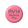Copic Ink and Refill RV14 Begonia Pink *ND*