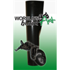 Additional images for Worbla Black 50cm x 75cm Medium Sheet **ND**