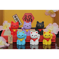 IWAKO Eraser - Maneki Lucky Cat **ND**