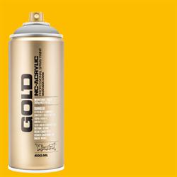 Montana GOLD Spray Shock Yellow - 400ml **ND**