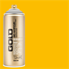 Montana GOLD Spray Shock Yellow - 400ml **ND**