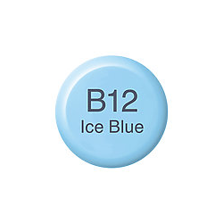 Copic Ink and Refill B12 Ice Blue *ND*